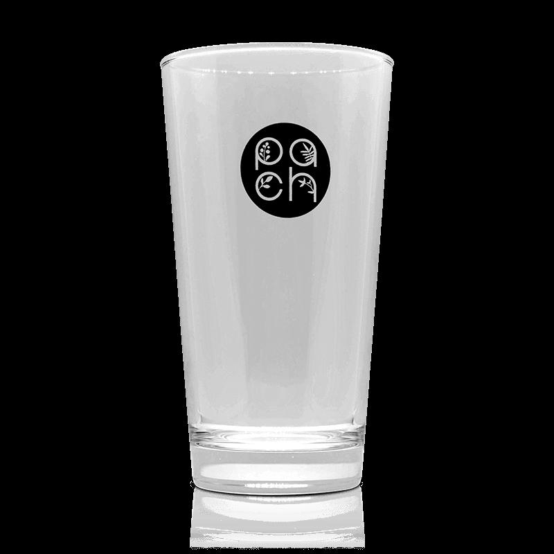 Bicchiere Sestriere con logo   Pach Drinks
