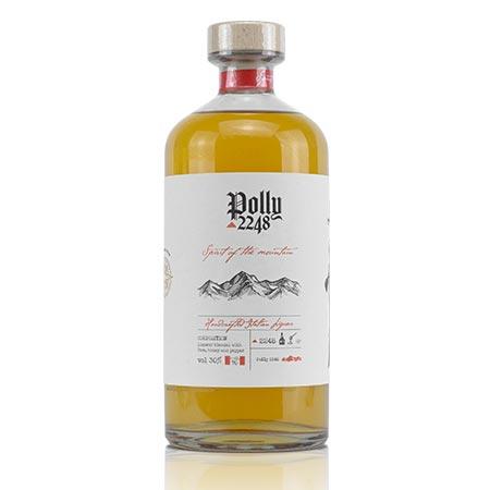 bottiglia Polly 2248 fronte