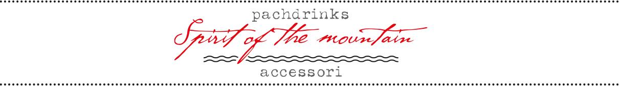 Accessori | Pach Drinks