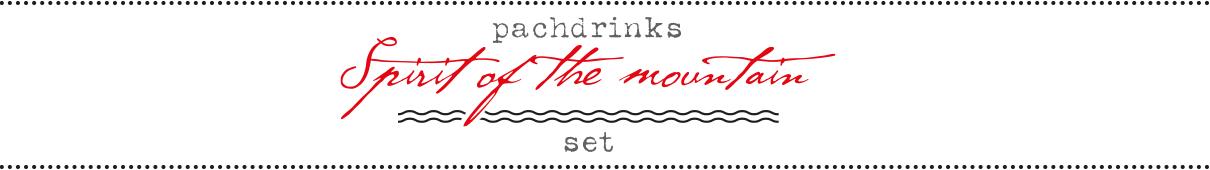 Tasting Set | Pach Drinks