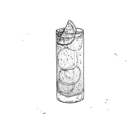 Dark n Stormy | Pach Drinks