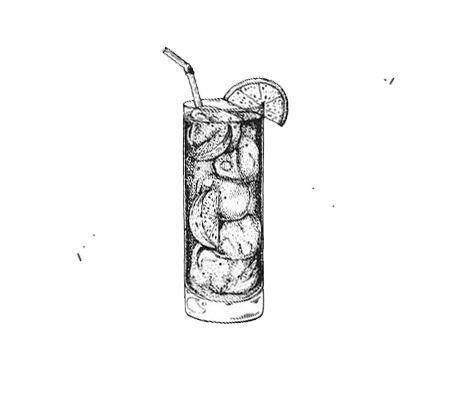 Gin Tonic | Pach Drinks