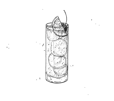John Collins | Pach Drinks